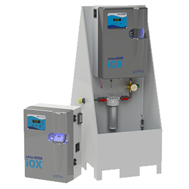 Chlorine Dioxide Systems